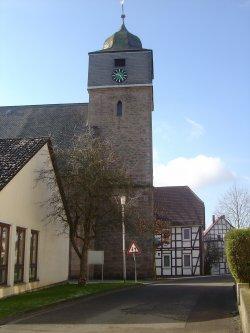 Ev. Kirche zu Helsen