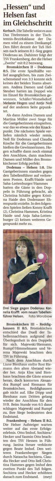 20091110 - WLZ - Damensieg_Dodenau