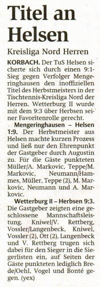 20091208 - HNA - Herbstmeister