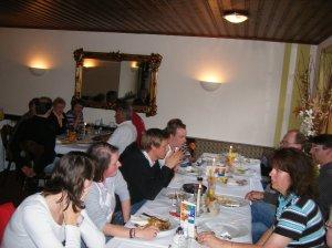 11 - Gemeinsames Mittagessen