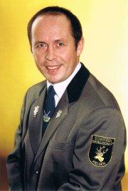 Rolf Busch - Vorsitzender der Helser Schützengesellschaft