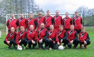 Fussball TuS Helsen